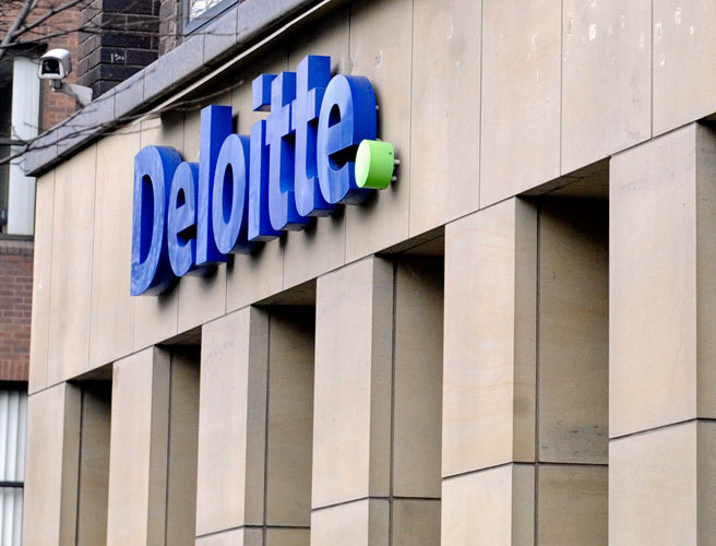 Consulting Firm Deloitte Is To Create 400 New Irish Jobs