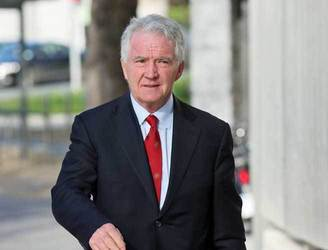 Sean FitzPatrick's trial adjourned until May 2016