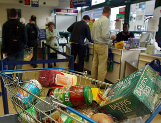 "Should supermarkets have ""slow lanes"" for the elderly?"