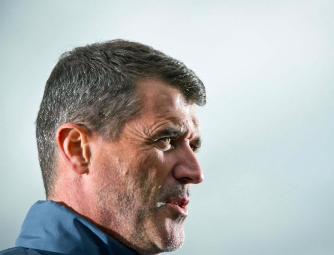 Roy Keane to Celtic? One journalist reckons that story could grow legs