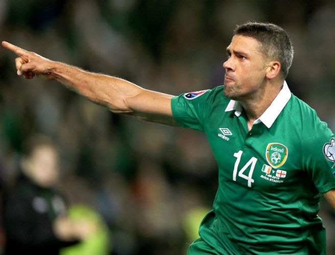 Jon Walters crowned as Ireland's Men's International Player of the Year
