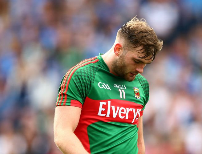 "Aidan O'Shea: The Mark ""will actually take bigger players out of the game"""