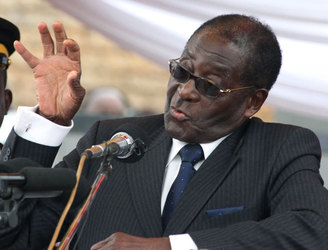 Crackdown on demonstrations against Mugabe in Zimbabwe