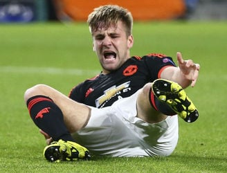 Manchester United's Luke Shaw opens up about the sheer pain of the leg break he suffered