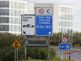 Dublin Port Tunnel fully re-opens following fire