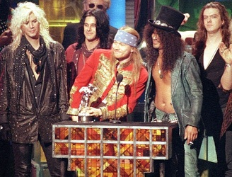 Guns N' Roses reunion rumours continue to gather pace