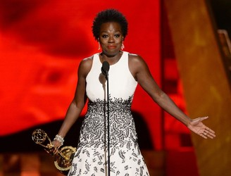 Who gave the best acceptance speech at last night's Emmy Awards?