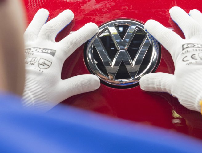 Volkswagen moves towards a €4.1bn criminal settlement with US authorities