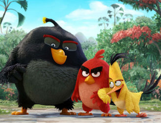 "WATCH: First trailer for ""The Angry Birds Movie"""