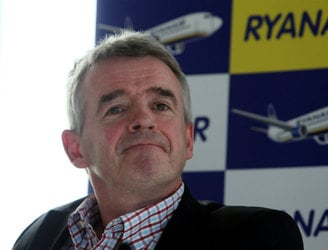 Ryanair carried 100 million international passengers in 2015, as it plans Belfast return