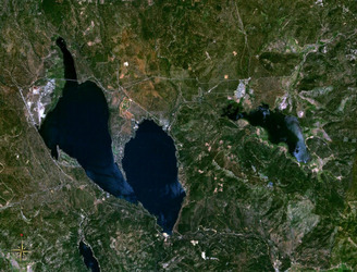 Californian lake mysteriously disappears overnight
