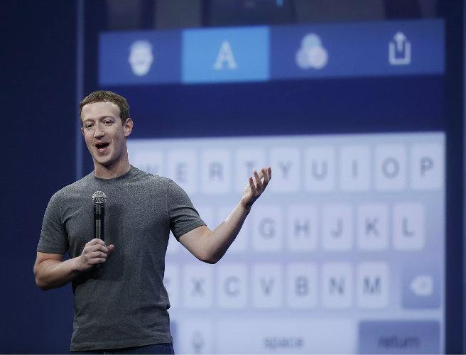 Zuckerberg outlines his vision of merging social media with virtual reality