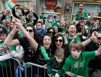 Irish gay group to march in 2016 St Patrick's Day parade in New York