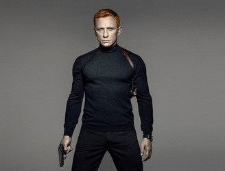 Dye another day: Which ginger actor has been tipped to become the next James Bond?
