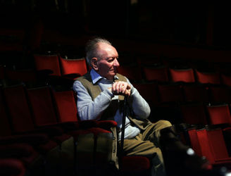 Taoiseach in tribute to beloved playwright Brian Friel, on his death