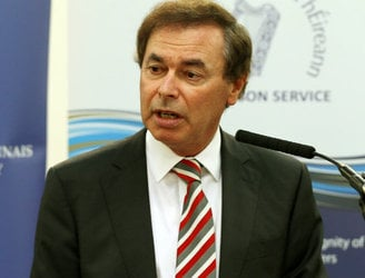 Alan Shatter: CAB has 'enormous' role to play in tackling gangs involved in rural crime
