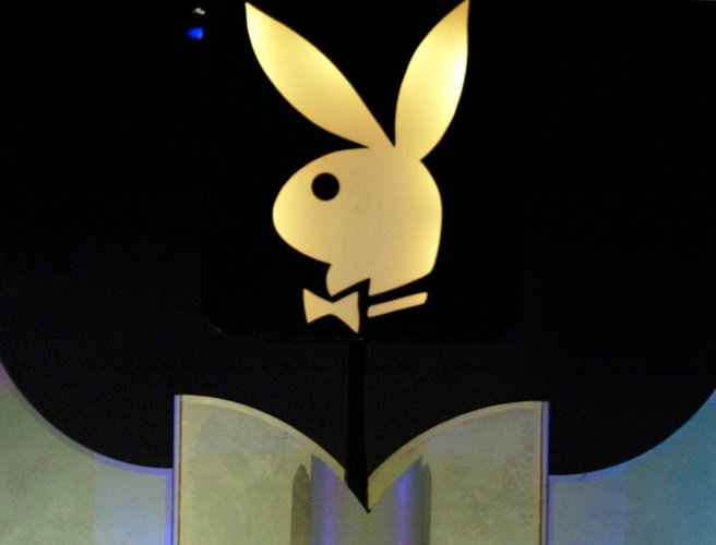 "Playboy reveal their first cover since the ""no nudes"" overhaul"