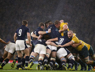 Scotland left heartbroken after Foley's late penalty
