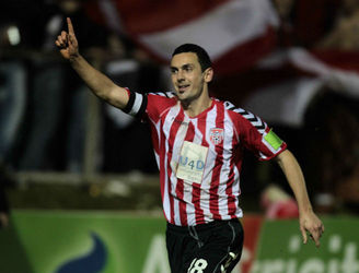 WATCH: Former Derry City legend Mark Farren is on the road to recovery after brain tumour