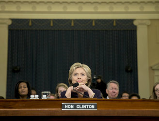 US State Department finds Clinton emails marked 'top-secret'