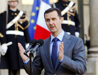 As hope for ceasefire grows, Assad vows to retake all of Syria
