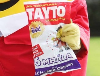 Irish ex-pats abroad miss Tayto and Kerrygold more than any other foods