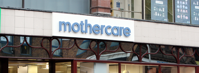 Mothercare stores to close