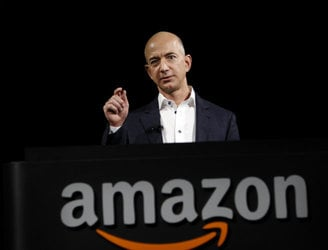 How Amazon's CEO just became the world's second richest person