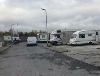 Concerns raised over safety of traveller accommodation