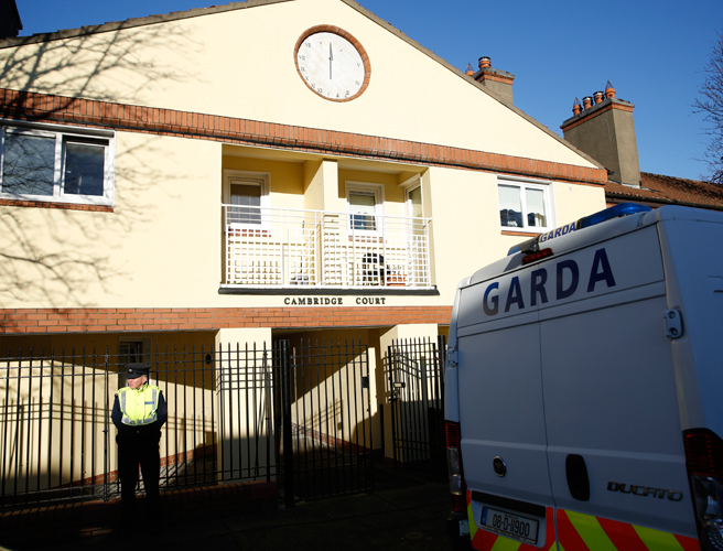 Man handed life sentence for murder of 63-year-old in Dublin bedsit