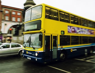 Millionaire Dublin Bus drivers still turn up for Monday shift