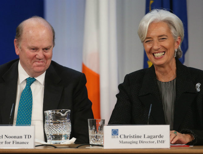 "IMF: Brexit has thrown a ""spanner in the works"" of the global economy"