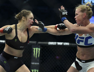 """I'll be back"" - Ronda Rousey responds to shock loss to Holly Holm"