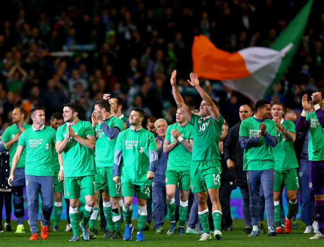 Here's who Ireland will face next in Euro 2016