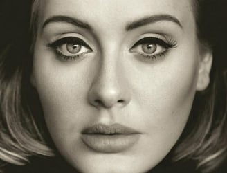 """Hello. It's free."" - Adele finally puts the great, British break-up album '25' on Spotify"