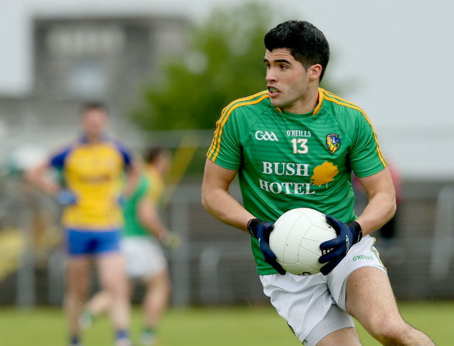 Injury blow for Leitrim's Emlyn Mulligan