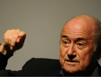 PIC: Blatter writes to every football association as he pleads his case