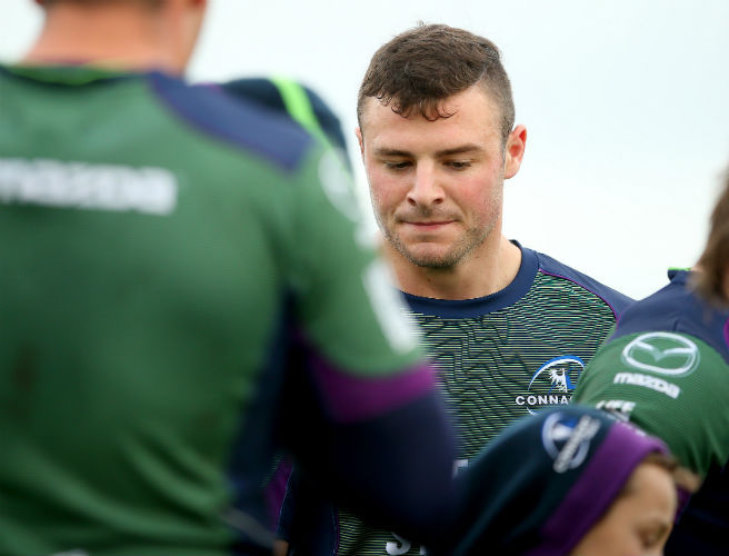 Henshaw to feature but Dillane is a concern for Connacht this weekend