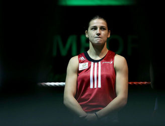 Katie Taylor breezes through first step on road to 2016 Olympics