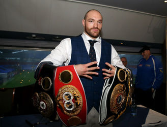 Tyson Fury stripped of IBF title