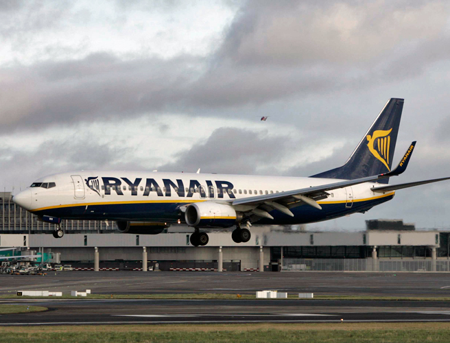 Ryanair High Court Google eDreams websites domains consumers misleading