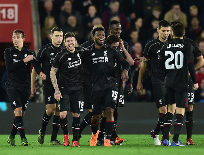 Liverpool, Capital One Cup