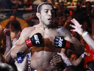 "WATCH: Jose Aldo claims Conor McGregor ""won't be the same person after I beat him"""