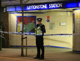 "Stabbing at London underground station being treated as ""terrorist incident"""