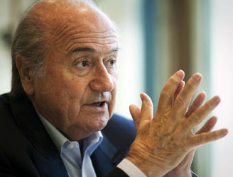The FBI are investigating Sepp Blatter over a $100m bribery scandal
