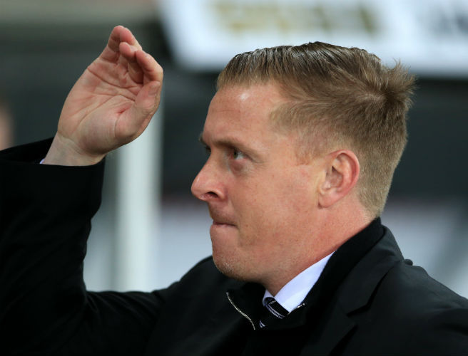 "Swansea's chairman admits ""something needs to change"" as he drops strong hint about Monk's future"