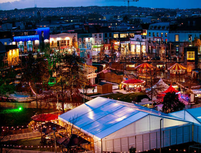 Best Office Chair For Back >> The best Christmas markets in Ireland to get you in the ...
