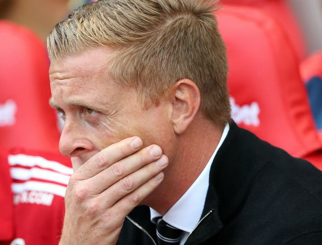 "John Giles thinks Garry Monk has been ""harshly treated"" after his Swansea sacking"