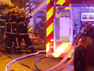 Elderly man dies in Donegal house fire