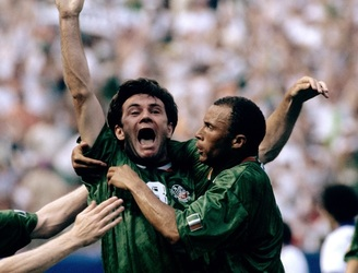 Five of the best goals Ireland have scored at big tournaments